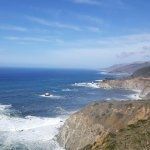 Just one of the views as you go south of Big Sur