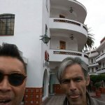 With food tour guide; Luis. Oct. 2017