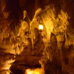 A cave-like formations