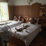 Rooms at Dream Villa
