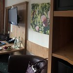 einfaches Doppelzimmer oder Balkon