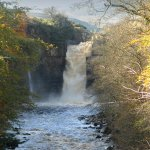 High Force in Autumn