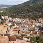 Vistas desde el castillo del pueblo