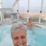 Piscina & Spa on the roof