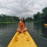 Kayak en el algo