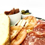 Fresh Antipasto Picky Bit Plates