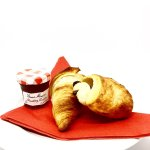 Fresh Brucnh Croissants
