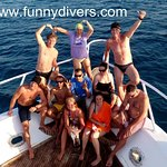 Funny Divers Diving Center Foto