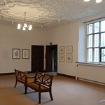 Botanical prints exhibition in the mansion