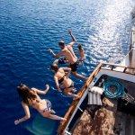 Private Cruise on board the Bella Aurora