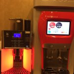 Club lounge Coke & Espresso Machines