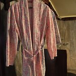 Lovely robes from local fabrics in the en suite