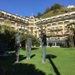 Photo de Grand Hotel Villa Castagnola