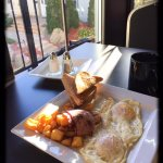 Breakfast included with your stay.