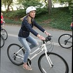 Photo de Central Park Bike Tours
