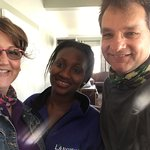 Was an awesome stay. Lovely people. Thanks for everything. Love Yolande