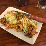 Green Goddess Cobb Salad w/ Blackened Shrimp