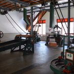 Nice collection of old tea processing machines