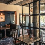 Cosy and intimate dining areas