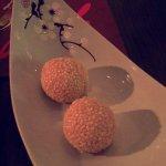 Die Reisbällchen als Nachtisch kann ich nur empfehlen!