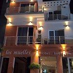 Los Muelles Boutique Hotel-billede