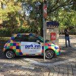 Foto de Park Inn Hotel Prague