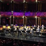 Wynton Marsails with the JALC Orchestra.