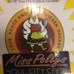 Φωτογραφία: Miss Polly's Soul City Cafe
