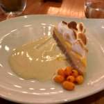 Sea Buckthorn meringue