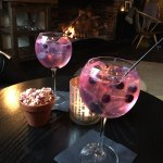 Stovells in house signature gin