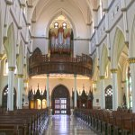 Back of Cathedral Toward Organ/Door