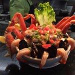 Croaker's Spot Seafood Bowl =)