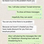 Road Runner Agency threatening me with the police for calling his dealings stupid. What can I sa