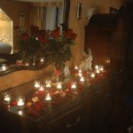 Candles and roses - Romance Package