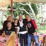 Mi Familia y mi nuevo Familiar, Sr Roberto