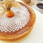 Japansese cheesecake