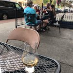 shot of scotch