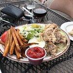 my chicken platter