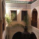October stay at Riad L'arbre bleu
