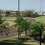 Apartamento com vistas à Rod. Mal Rondon (porem muito silencioso!!)
