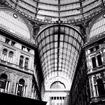 Galleria Umberto I, Naples ( one of the four side of it)t