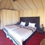 luxury camp in erg chegaga