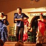 Flamenco pour touristes