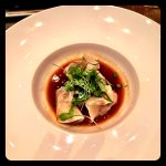 The Japanese Wagyu Beef Dumplings were delicious.