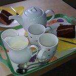 Tea & Cake in the Suite