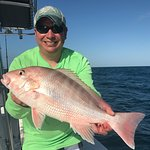 Red Snapper Fishing! Fun to catch and great to eat!!
