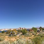 ruime plekken met uitzicht op Lake Powell