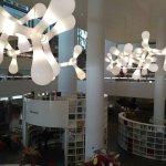 Stadtbibliothek (Openbare Bibliotheek) Foto