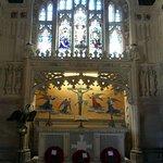 St. Nicholas's Chapel, Carisbrooke Castle, Isle of Wight