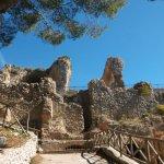 Villa Jovis ruins